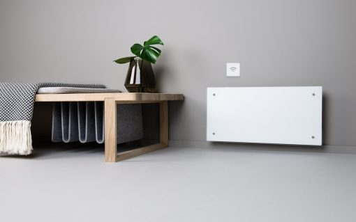 Incalzire electrica pe perete